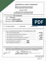 Karl Peterjohn Campaign Finance 2014-01-10