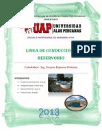 GRUPO 2 - INF. Línea de conducción y reservorios.pdf