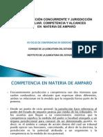 Jurisdiccion Concurrente y Auxiliar Competencia 27-11-13