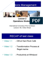 location strategy case study on hard rock cafe The operations management strategy of hard rock cafe marketing essay in hard rock's case finding the perfect location for each cafe is another operations.