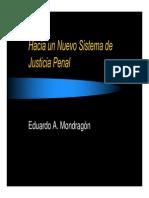 Módulo I Hacia un Nuevo Sistema de Justicia Penal_ppt [Modo de compatibilidad]