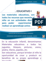 Material Educativo I Diapositivas