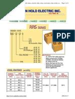 RAS 1215 Datasheet