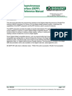 DEPP Programmer's Reference Manual