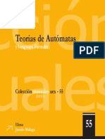 Teoria de autómatas y lenguajes formales (por Elena Jurado)