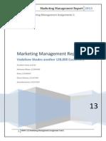 Marketing Sample