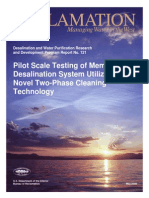 Report121 Membrane Desalination - Two Phases Cleaning Tech