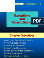 5.Exceptions
