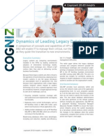 Dynamics of Leading Legacy Databases