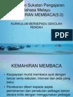 Pengajian Sukatan Pengajaran Bahasa Melayu sekolah rendah