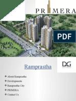 Ramprastha Ramprastha Primera  All Size Call Akhilesh Sharma 8826997781