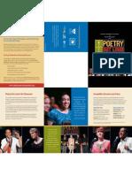 Poetry Out Loud VA Brochure 09