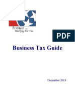 Bus Tax Guide