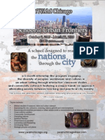 School of Urban Frontiers 2009-2010