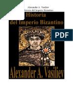 VASILIEV- Historia Del Imperio Bizantino
