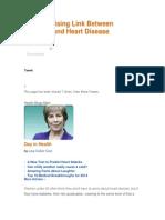 The Surprising Link Between Diabetes and Heart Disease