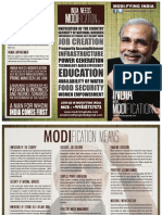 Brochure- Why India Needs Modi-Fication ?