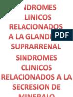 Sindromes Clinicos dos a Los Mineralocorticoides