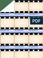 Movie Style Storyboard