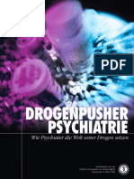 Anti-Psychiatrie - CCHR - 03 - Drogenpusher Psychiatrie - Illegale Drogen