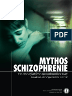 Anti-Psychiatrie - CCHR - 05 - Mythos Schizophrenie