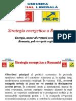 VIZIUNEAstrategie Energetica Varianta Finala 10 Noiembrie