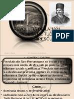 Revolutia de La 1821 Condusa de Tudor Vladimirescu (1)