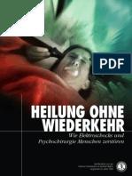Anti-Psychiatrie - CCHR - 13 - Heilung Ohne Wiederkehr - Elektroschocks Psychochirurgie