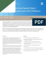 in Vehicle Infotainment (IVI) Platform 0213 3