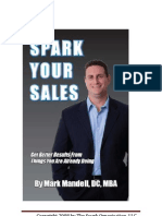 Spark Your Sales - By Mark Mandell
