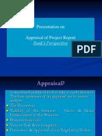 Presentation on Appraisal Project