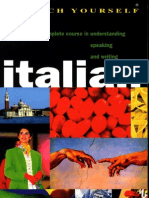 Italian Teach Yourself