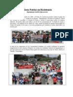 Fiestas Patrias en Resistencia en Siguatepeque