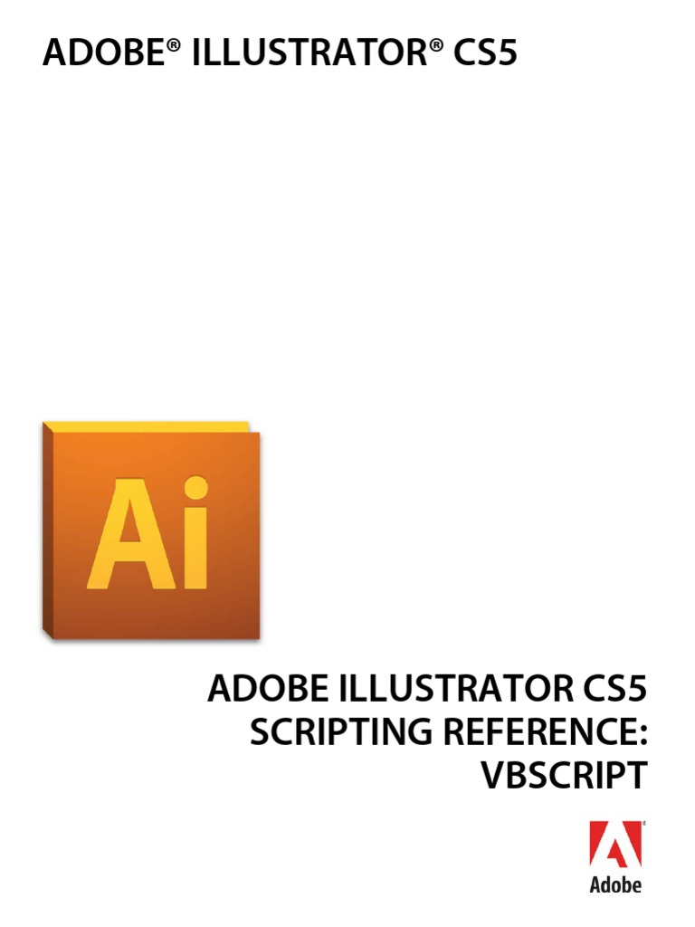 illustrator scripting reference vbscript cs5 matrix mathematics rh es scribd com adobe illustrator cs6 scripting guide Adobe Illustrator CS6