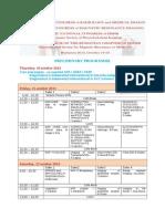 Schema Program Congres 2013 (1)