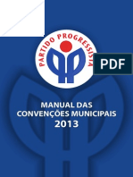 Manual Convenções Municipais PP_RS 2013
