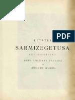 Teohari Antonescu - Cetatea Sarmizegetusa - Reconstituită
