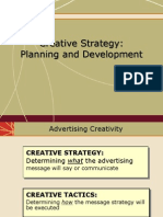 Creative Strategy P