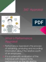 360˚ Appraisal Ankita