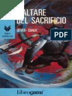 [LibroGame] Lupo Solitario 04 L'Altare Del Sacrificio by LoneWolf