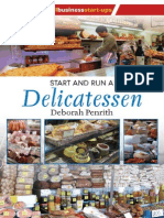 How to - Start and Run a Delicatessen