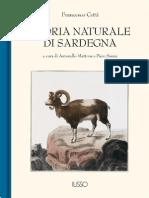 storia naturale di sardegna