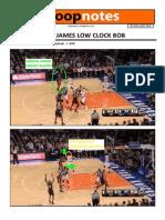 HoopNotes - 10 Jan 14 - Heat James Low Clock BOB