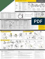 Topeak Panoram V10c Manual