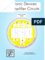 Electronic Devices & Amplifier Circuits