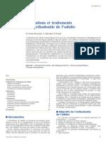 Indications Et Traitements de l Orthodontie de l Adulte