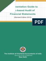 Risk Based Audit