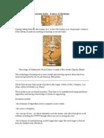 Ancient India Science & Medicine