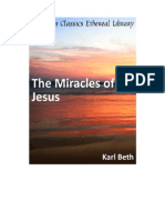 Beth - The Miracles of Jesus