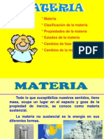 1. Materia